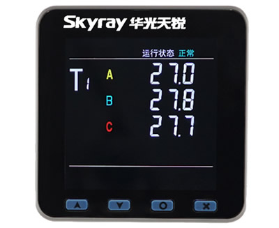高压开关柜无线测温系统