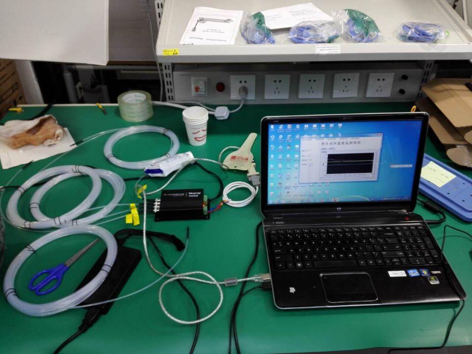 荧光光纤应用医疗