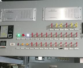 电力开关柜荧光光纤测温