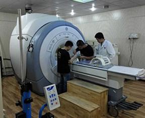 核磁共振设备荧光光纤测温应用