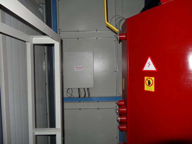 10kv干式变压器绕组测温