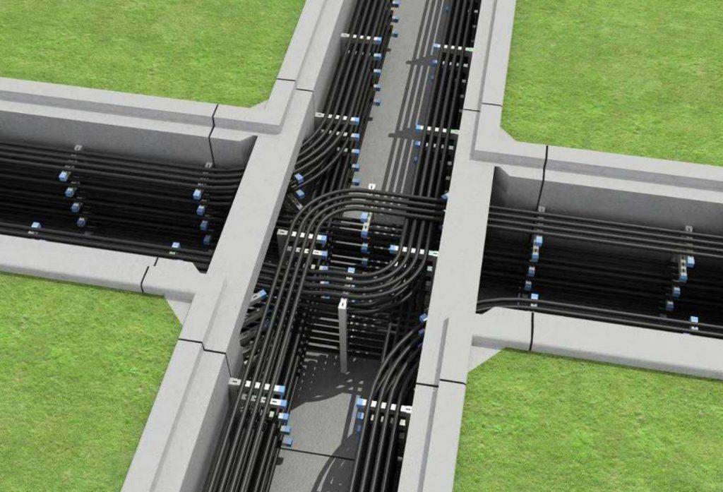电缆接头荧光光纤测温系统解决方案