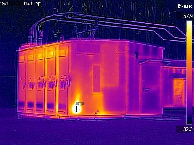开关柜红外无线测温装置的缺点
