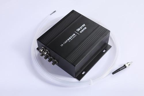 荧光光纤温度传感器