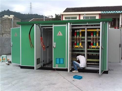 开关柜异常温升光纤测温系统