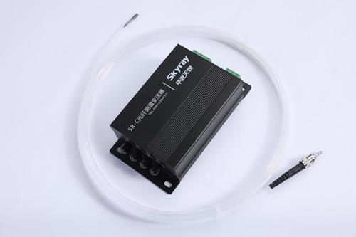 荧光光纤测温传感器原理