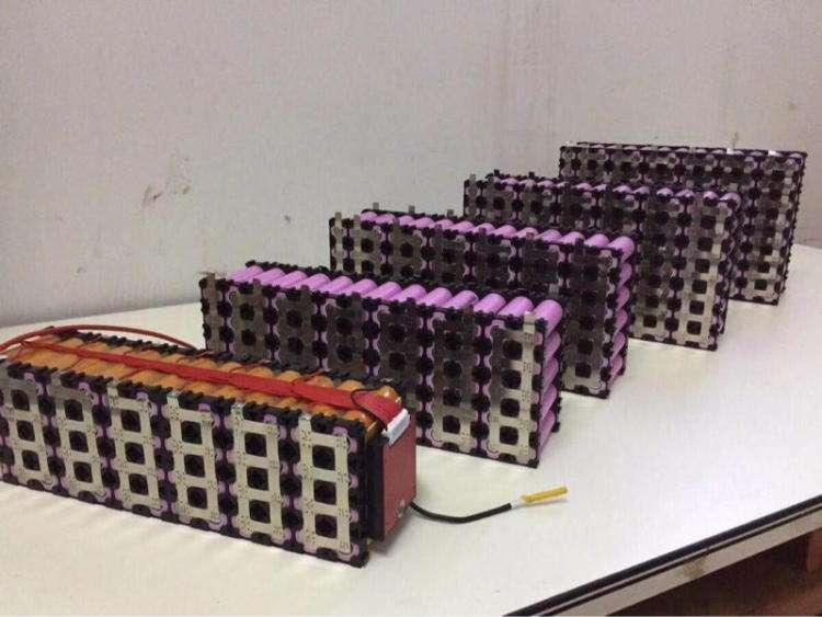 锂电池测温