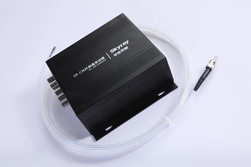 分布式光纤传感器的特点和应用