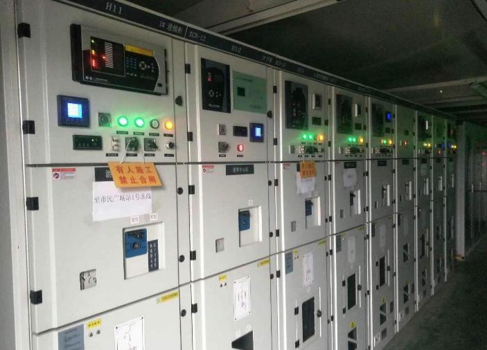 智能开关柜光纤温度在线监测系统