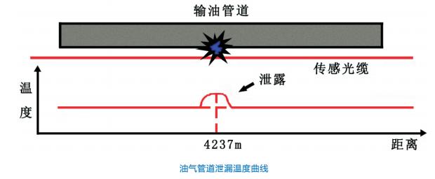 分布式光纤泄漏监测