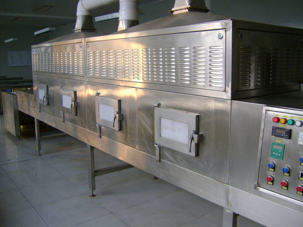 工业微波光纤测温