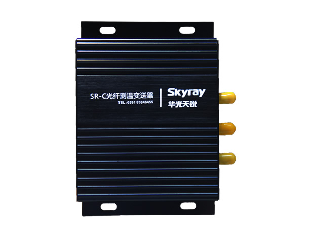 三路荧光光纤测温仪