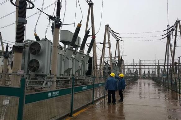 35KV变电站电气节点温度在线监测系统