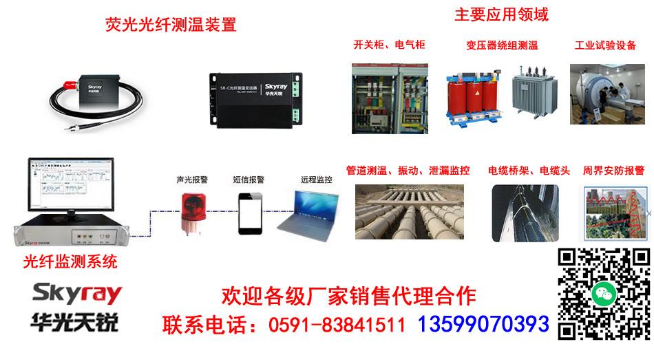 光纤测温及载流量分析系统