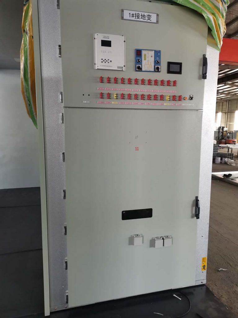 高压开关柜热点温度光纤测温装置解决方案