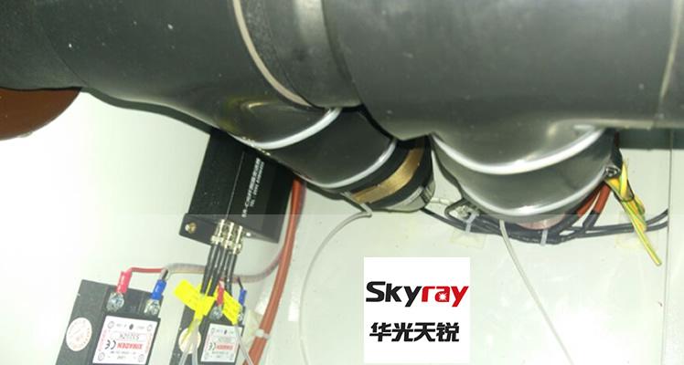 环网柜用测温装置