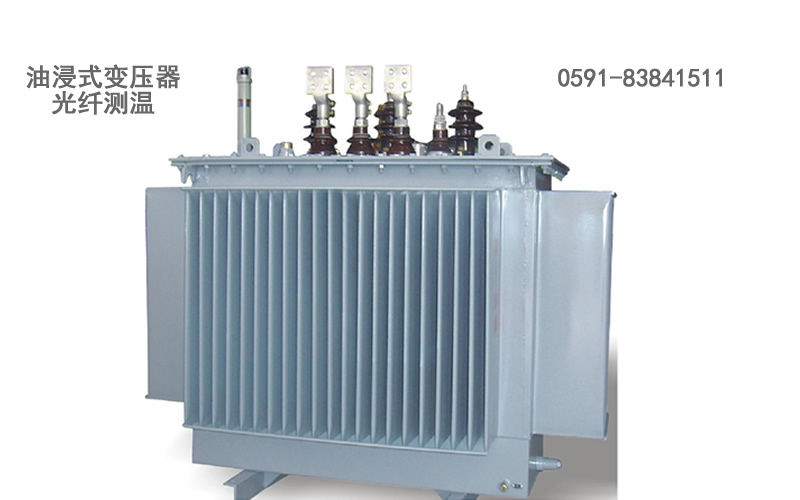 变压器绕组温度监测
